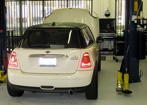 Affordable MINI Cooper Repairs OC