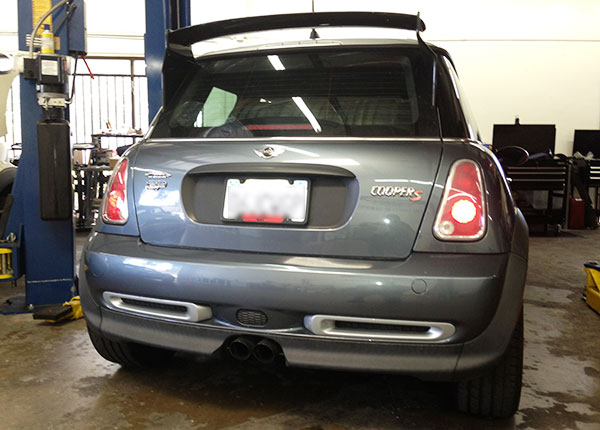 MINI Cooper Windshield Replacement Irvine