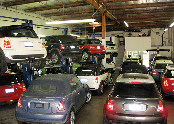Fully-Trained MINI Cooper Experts Orange Co