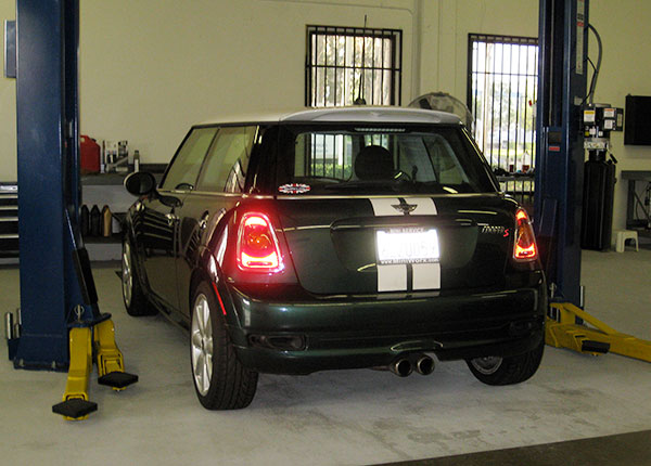 Competitively-Priced MINI Cooper Repairs