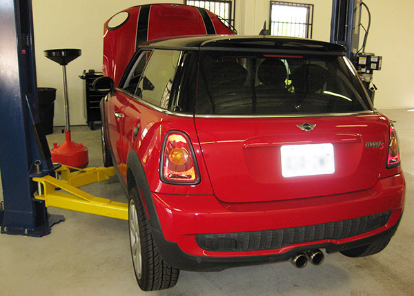 MINI Cooper Transmission & Clutch Service