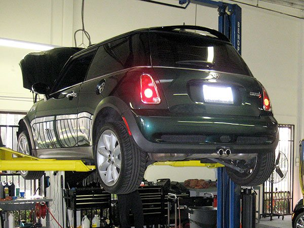 MINI Engine Repair Services