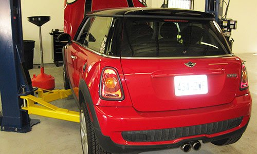 MINI Engine Repair Orange County